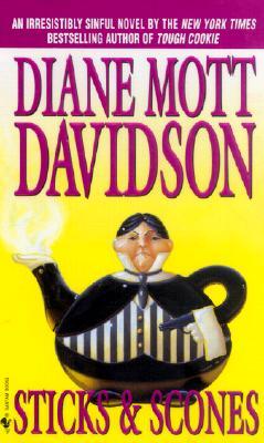 Sticks & Scones, Diane Mott Davidson