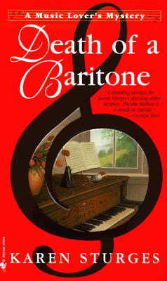 Image for Death of a Baritone: A Music Lover's Mystery (Music Lover's Mysteries)