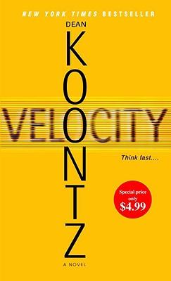 Image for Velocity: A Novel