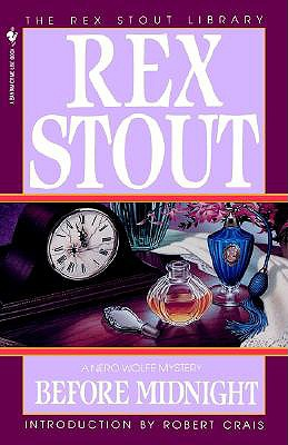 Image for Before Midnight (Nero Wolfe)