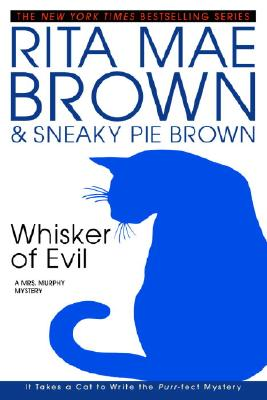 Image for Whisker of Evil: A Mrs. Murphy Mystery