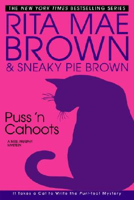 Image for Puss 'n Cahoots: A Mrs. Murphy Mystery (Mrs. Murphy Mysteries)