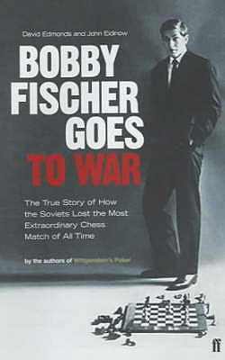 Image for BOBBY FISCHER GOES TO WAR