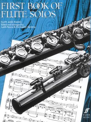 Image for First Book Of Flute Solos (Flute & Piano)