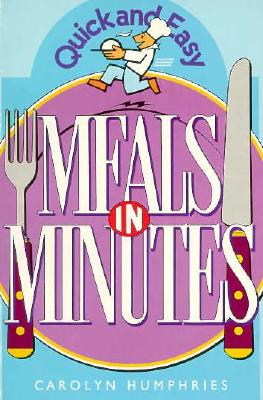 Image for MEALS IN MINUTES