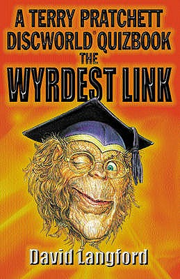 Image for A Terry Pratchett Discworld Quizbook - The Wyrdest Link