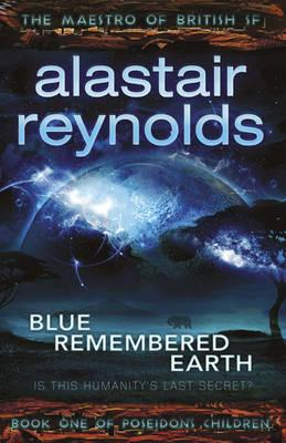 Image for BLUE REMEMBERED EARTH (signed)
