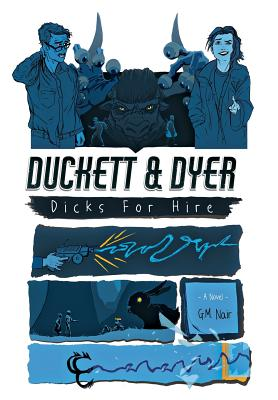Image for DUCKETT & DYER: DICKS FOR HIRE