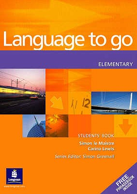 Image for Language to Go Elementary Students Book