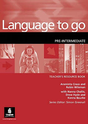Image for Language to Go: Pre-Inter Teacher's Resource Book