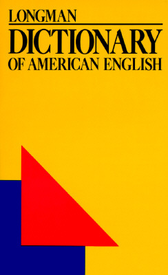 Image for Longman Dictionary of American English: A Dictionary for Learners of English
