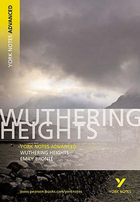 """Wuthering Heights"" York Notes, Bronte, Emily"