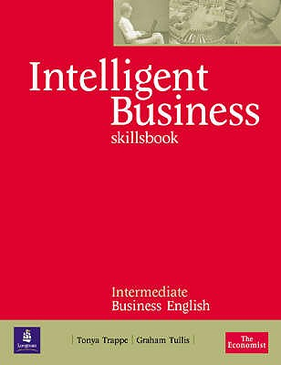 Image for Intelligent Business Intermediate Skills Book and CD-ROM Pack