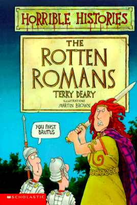 Image for The Rotten Romans (Horrible Histories)