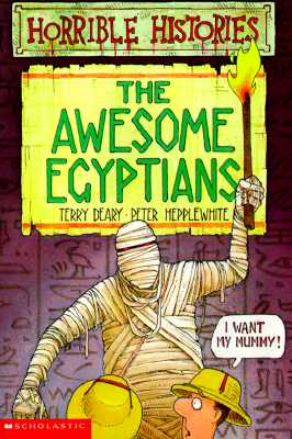 Image for The Awesome Egyptians (Horrible Histories)