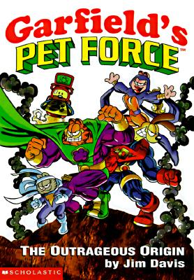 Image for 1 Outrageous Orgin (Garfield's Pet Force)