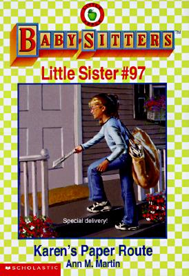 Image for Karen's Paper Route (Baby-Sitters Little Sister)