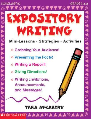 Image for Expository Writing (Grades 4-8)