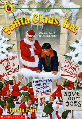 Image for Santa Claus  Inc.