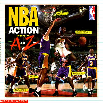 Image for Nba Action From A To Z
