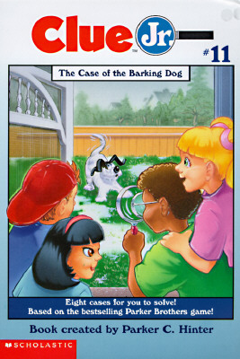 Image for The Case of the Barking Dog (Clue Jr #11)