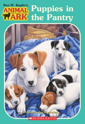 Image for Puppies in the Pantry (Animal Ark, No. 3)