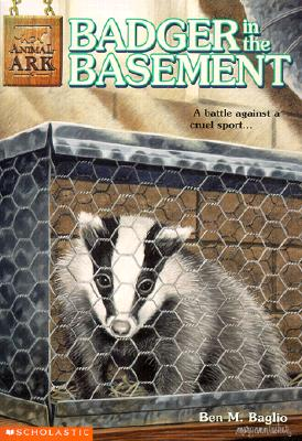 Image for Badger in the Basement (Animal Ark Series #6)