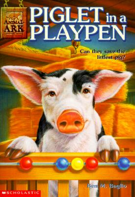 Image for Piglet in a Playpen (Animal Ark Series #9)