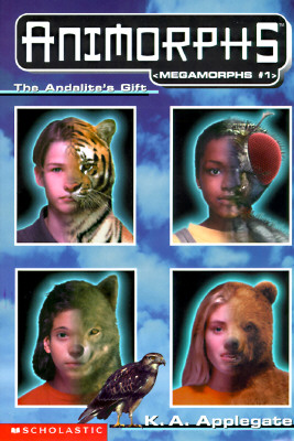Image for Animorphs Megamorphs #01: The Andalite's Gift