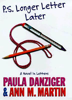 Image for P.S. LONGER LETTER LATER : A NOVEL IN L