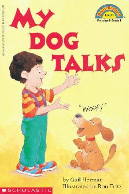Image for My Dog Talks (Hello Reader (Level 1))