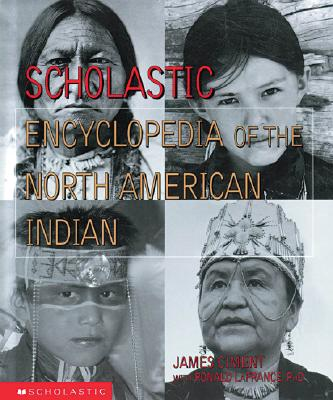 Image for Scholastic Encyclopedia Of The North American Indian
