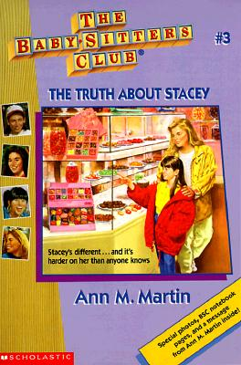Image for The Truth About Stacey (The Baby-Sitters Club, No. 3)