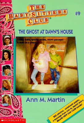 Image for The Ghost at Dawn's House (Baby-sitters Club)