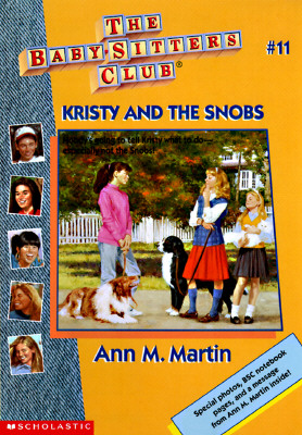 Image for Kristy and the Snobs