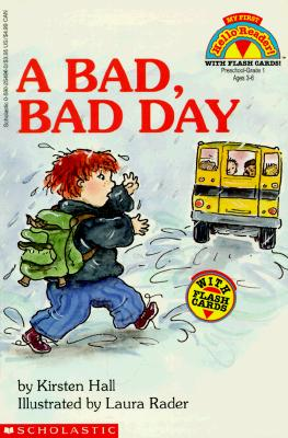 Image for A Bad Bad Day (Hello Reader)