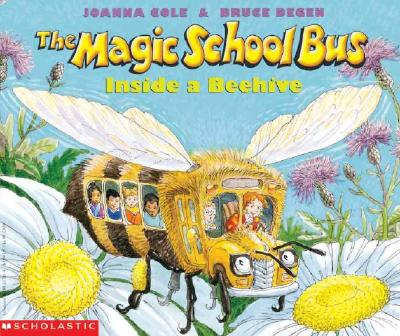 Image for The Magic School Bus Inside a Beehive