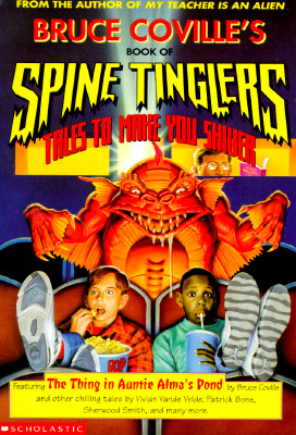Image for Bruce Coville's Book of Spine Tinglers: Tales to Make You Shiver