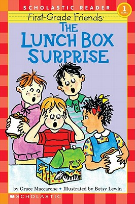 Image for The First Grade Friends: Lunch Box Surprise (Hello Reader, Level 1)