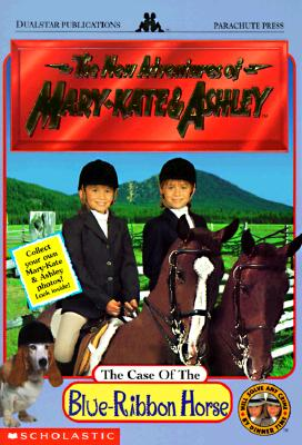 Image for The Case of the Blue-Ribbon Horse (The New Adventures of Mary-Kate and Ashley)