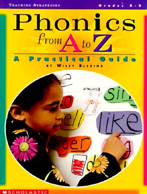 Image for Phonics from A to Z (Grades K-3)
