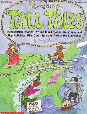 Image for Teaching Tall Tales (Grades 3-5)