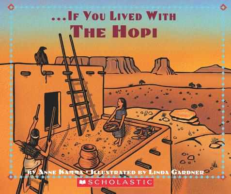 Image for If You Lived With The Hopi Indians