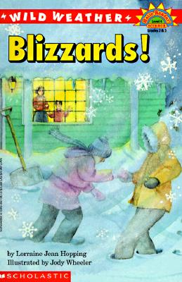 Image for Wild Weather: Blizzards! (Hello Reader! Level 4 Science