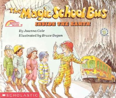 Image for The Magic School Bus Inside the Earth (Magic School Bus)