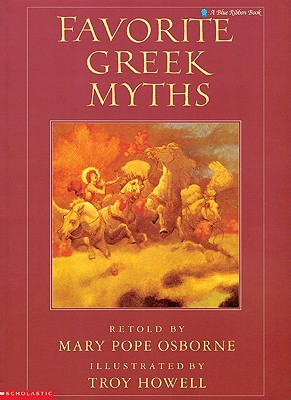 Image for Favorite Greek Myths