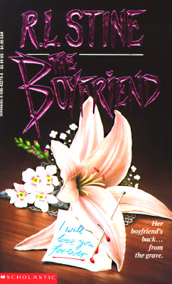 Image for The Boyfriend (Point Horror Series)