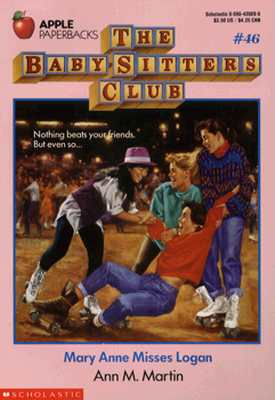 Image for Mary Anne Misses Logan (Baby-Sitters Club)