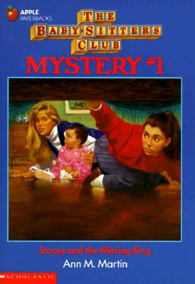 Image for Stacey & the Missing Ring (Baby-Sitters Club Mystery #1)