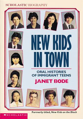 Image for NEW KIDS IN TOWN ORAL HISTORIES OF IMMIGRANT TEENS